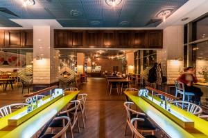 hugo restaurant cluj napoca cladirea the office