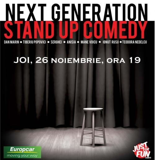 Next Generation Comedy