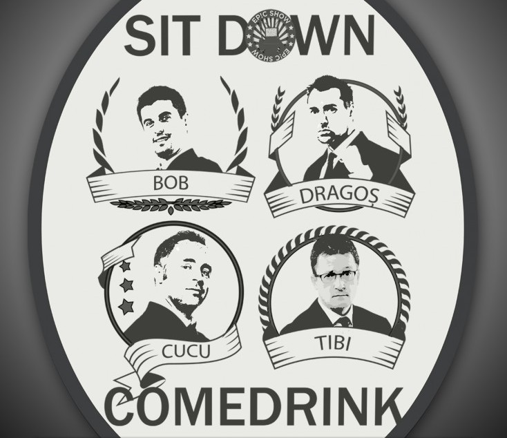 Sit Down Comedrink #2 EPIC SHOW