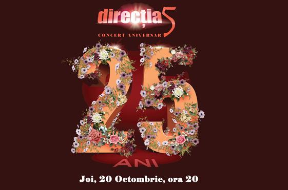 Concert aniversar Directia 5