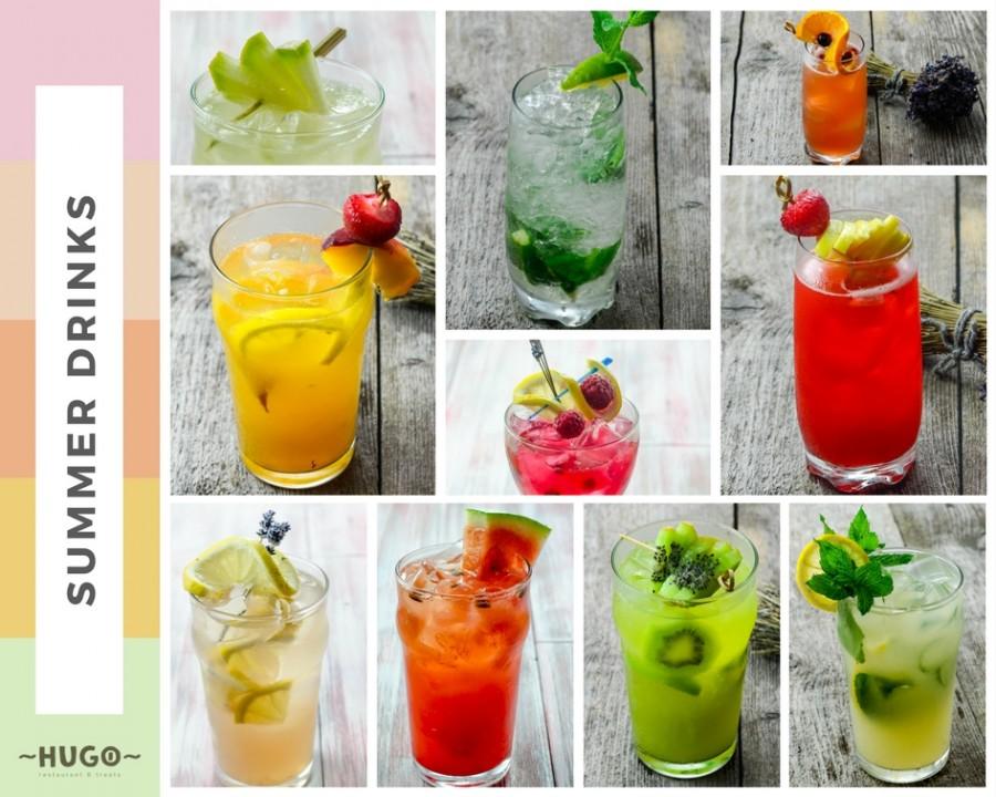 10+ Băuturi răcoritoare de vară