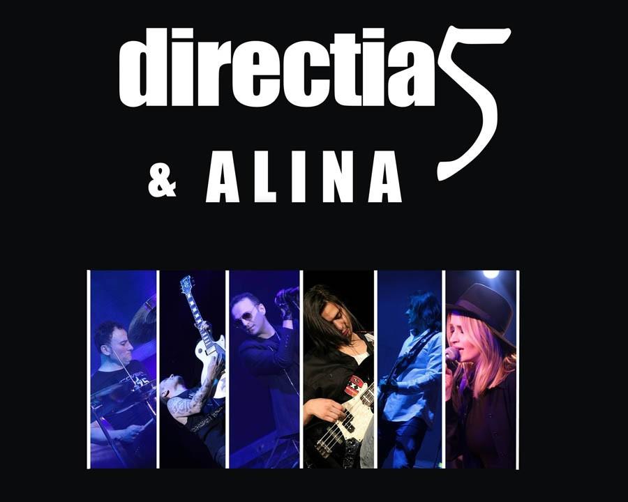 Concert Directia 5 & Alina