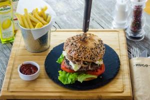 Hugo's burger