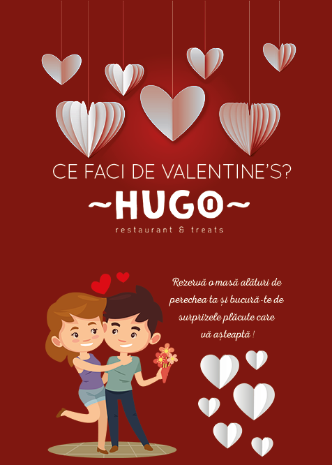 VALENTINE'S DAY LA HUGO