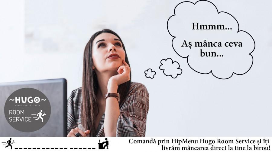 Nou la Hugo -Hugo Room Service