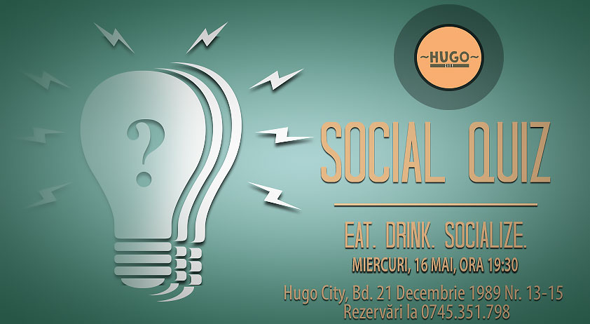 Quiz Night la Hugo City