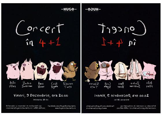 Concert'n 4+1 – Ada Milea v2.0