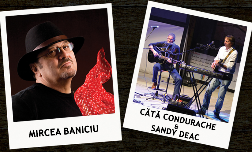 Concert Mircea Baniciu, Cătă & Sandy