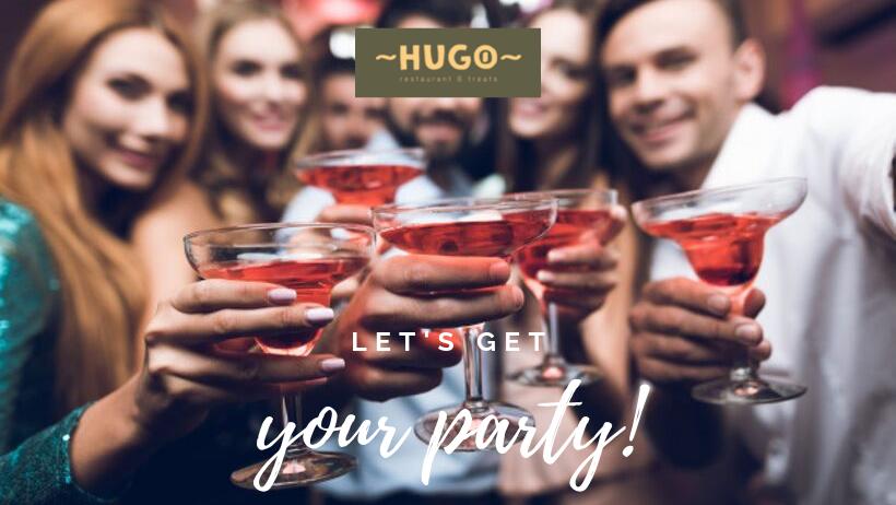 O petrecere corporate reușită la Hugo!