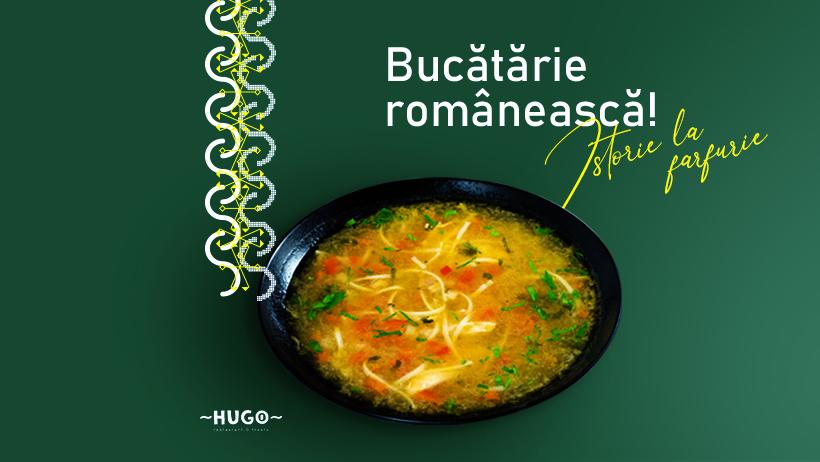 Bucătaria românească! Istorie la farfurie!