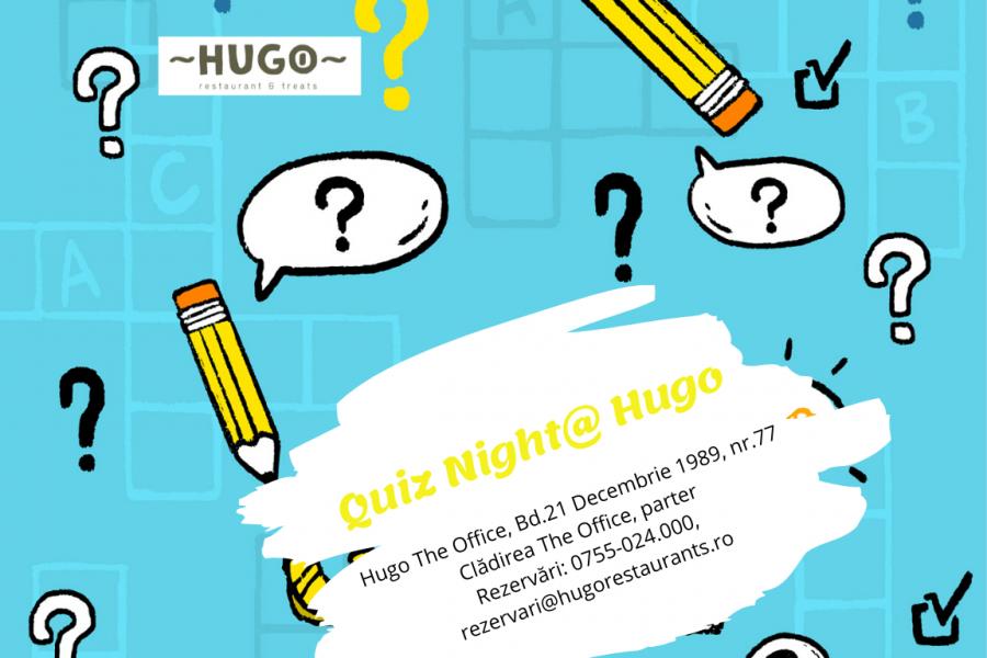 Quiz Night sau Trivia, nu mai contează numele când distracția este garantată!