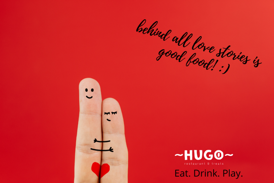 Spicy Valentine's Day at Hugo The Office